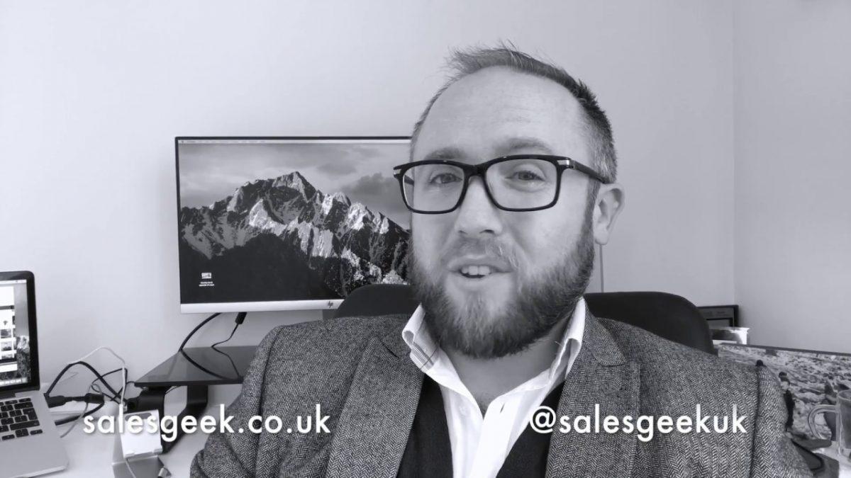 Weekly Geek Episode #4 – Working Hard vs Working Smart