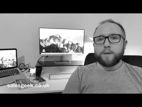 Weekly Geek Episode #2 – 7 Ways To Be Better At Negotiating