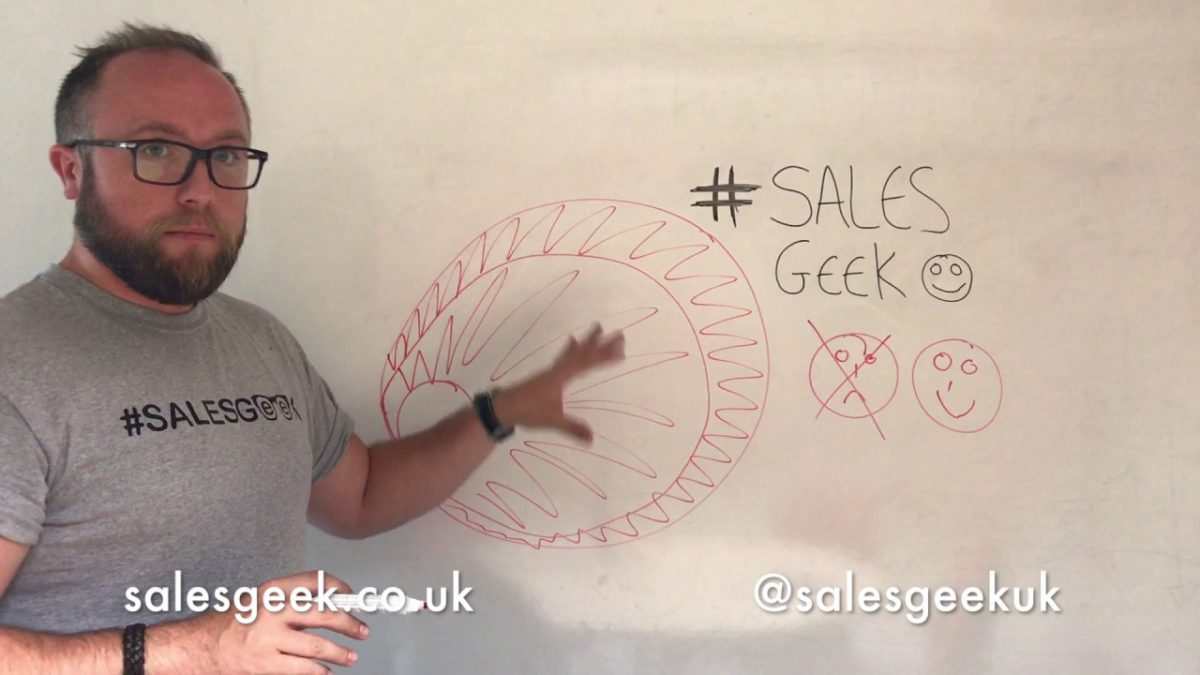 Weekly Geek Episode #19 – Finding The Time To Win More Customers