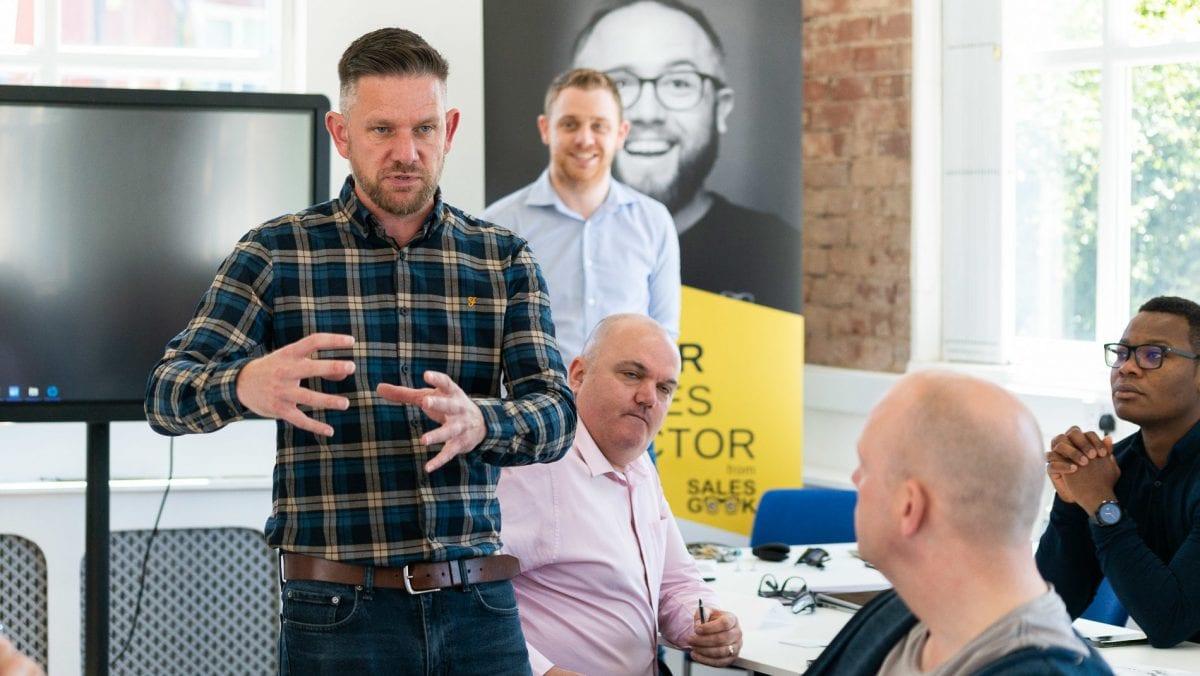 Sales Geek Meeting 4