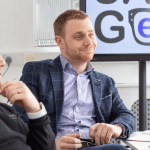 Image of Sales Geek's Director of Group Sales JONATHAN FINCH. In this article he suggests three reasons likely to be at the heart of why your sales team is currently underperforming.