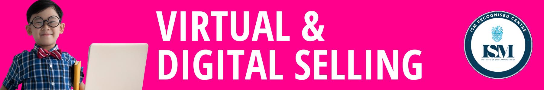 virtual and digital selling