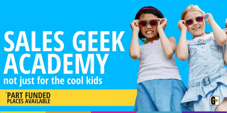 sales geek academy