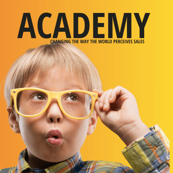 The Sales Geek Academy™ from £1,199