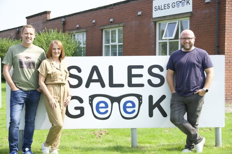 Mike and Sarah Ode Join Sales Geek to head up our new venture: Sales Geek Professional Development.