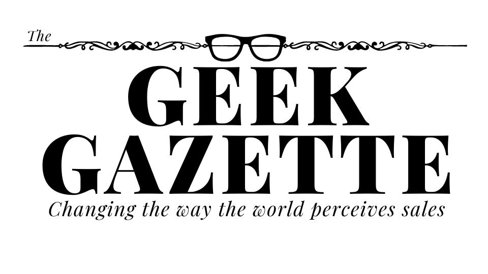 The Geek Gazette: All the news from the Geek Bunker