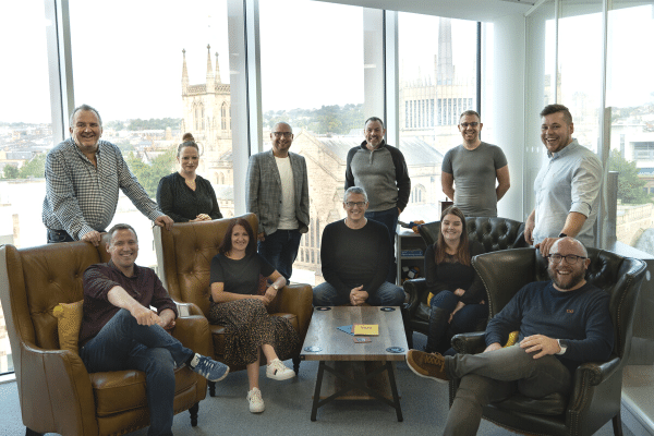 Sales Geek Move into One Cathedral Square