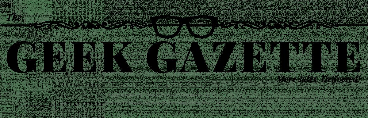 geek gazette