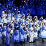 The London olympics 2012 opening cermeony is one of our top Olympic moments