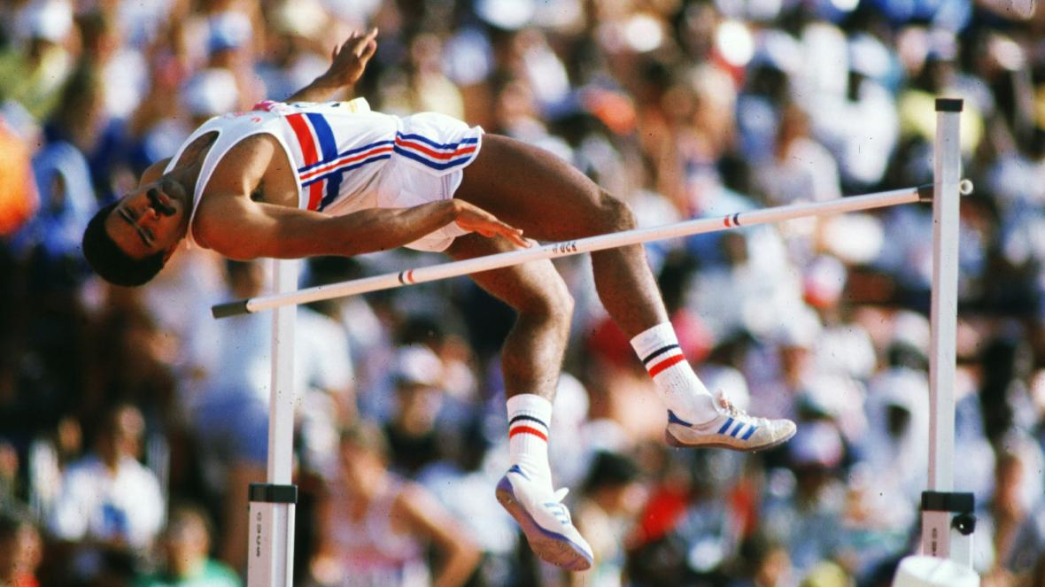 daley thompson high jump